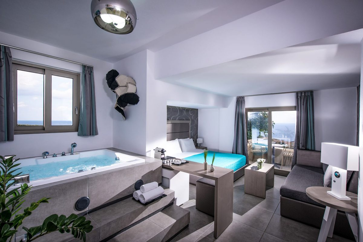 hotel heraklion agia pelagia | Happy Cretan Suites