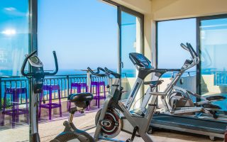 Gym in Agia Pelagia at Heraklion | Happy Cretan Suites